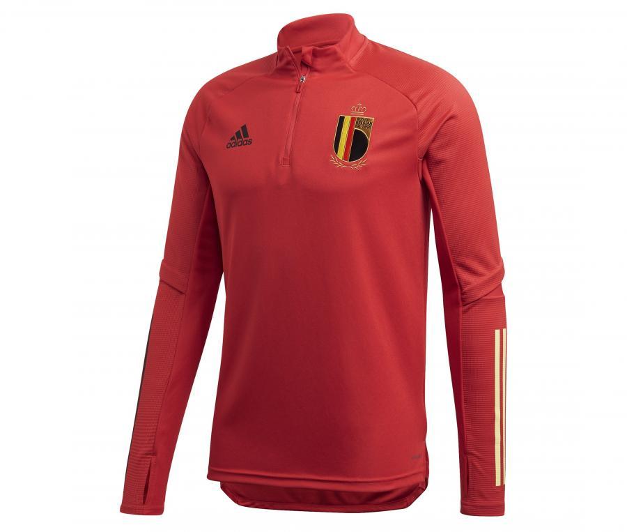 Training Top Belgique Rouge