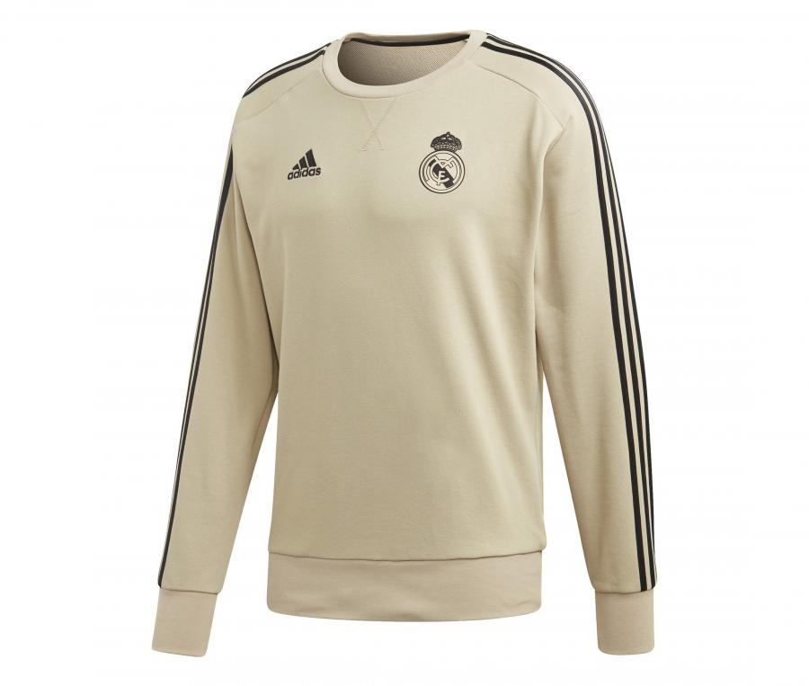Sweat-shirt Real Madrid Or