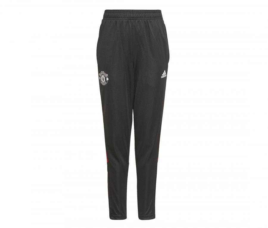 Pantalon Entraînement Manchester United Noir Junior