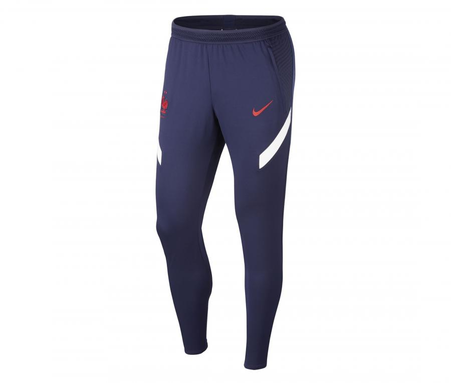 Pantalon Entraînement France Strike Bleu