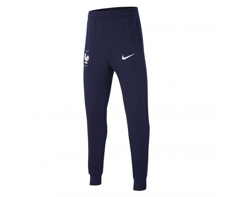Pantalon France Bleu Junior