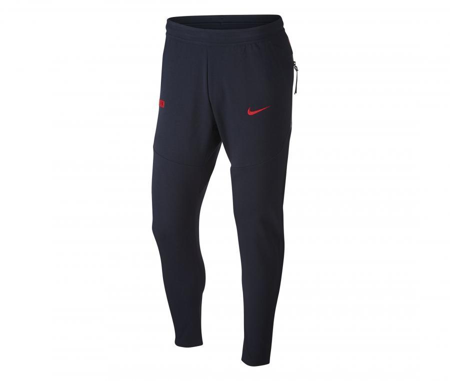 Pantalon France Tech Pack Bleu