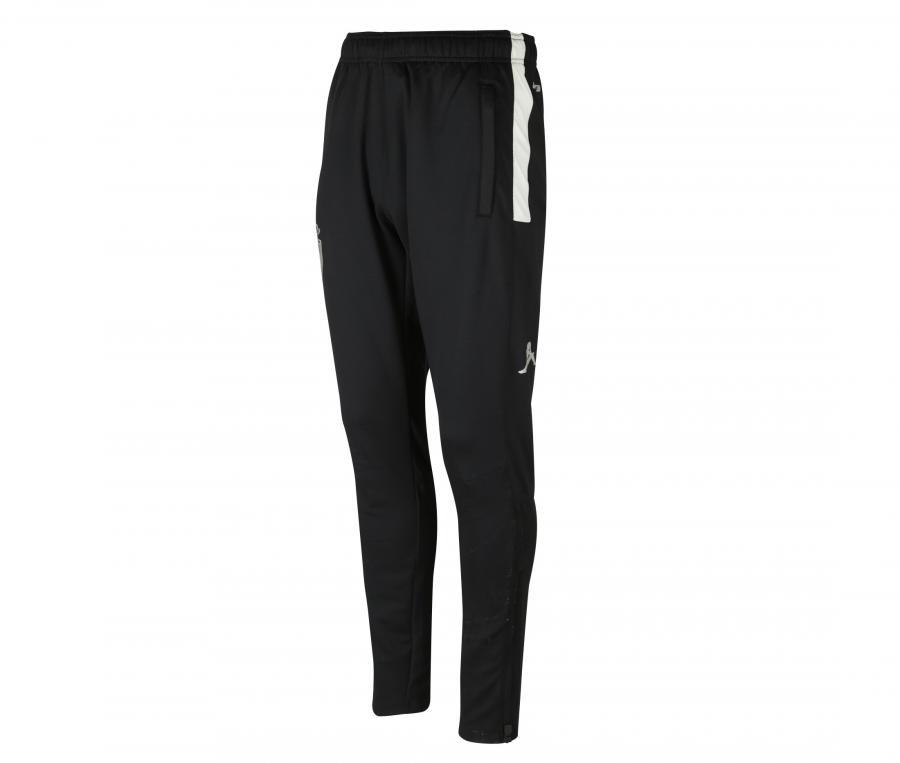 Pantalon AS Monaco Abunszip 3 Noir
