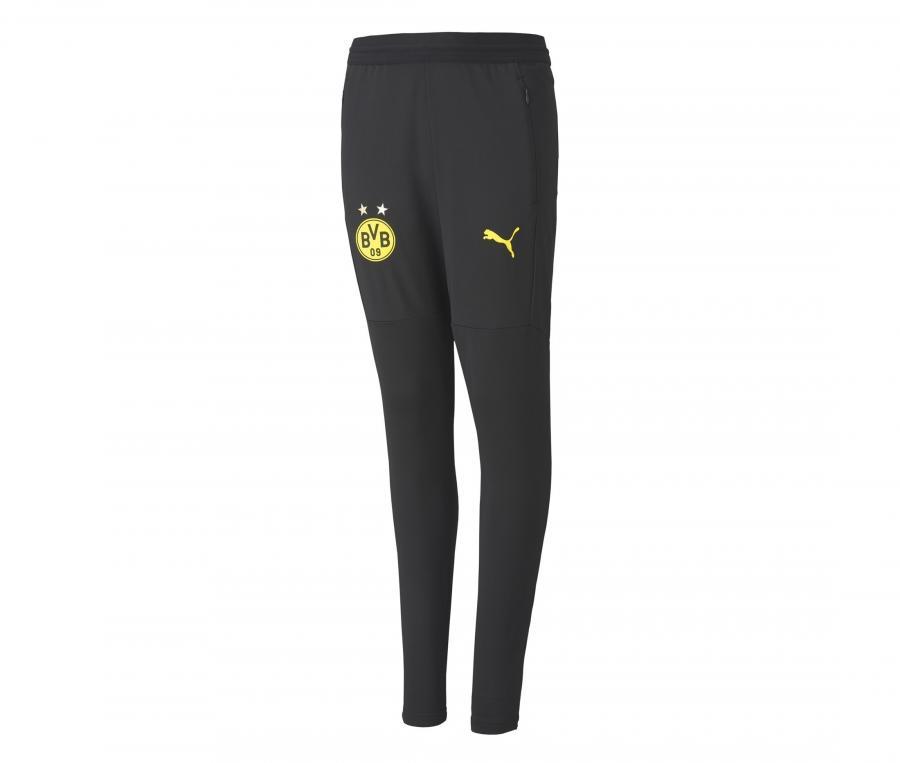 Pantalon Entraînement Dortmund Noir Junior