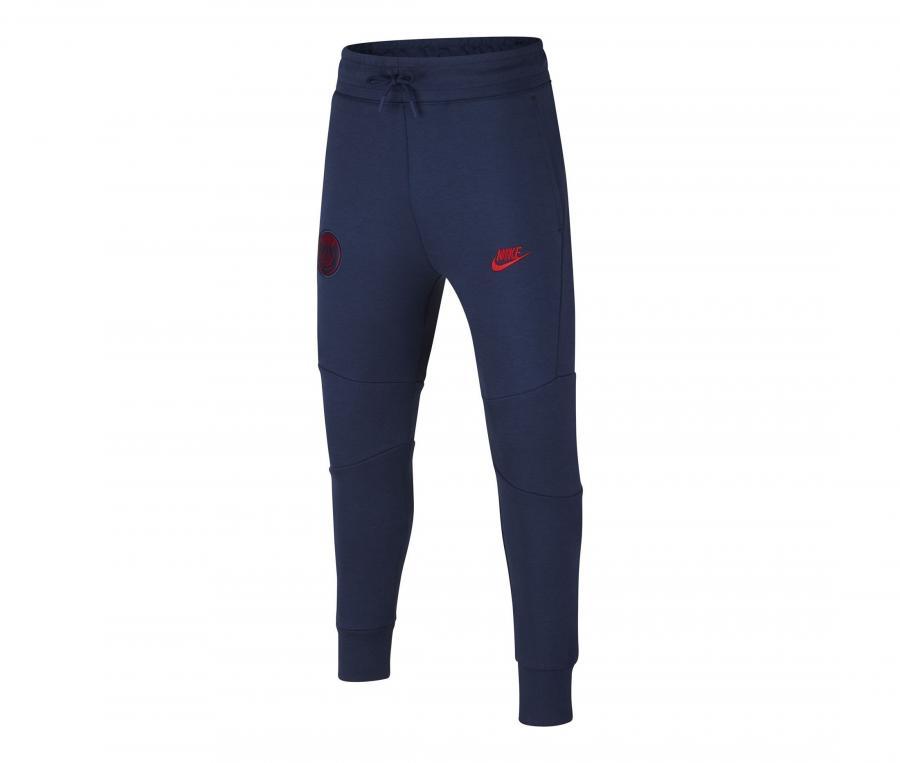 Pantalon PSG Tech Fleece Bleu Junior