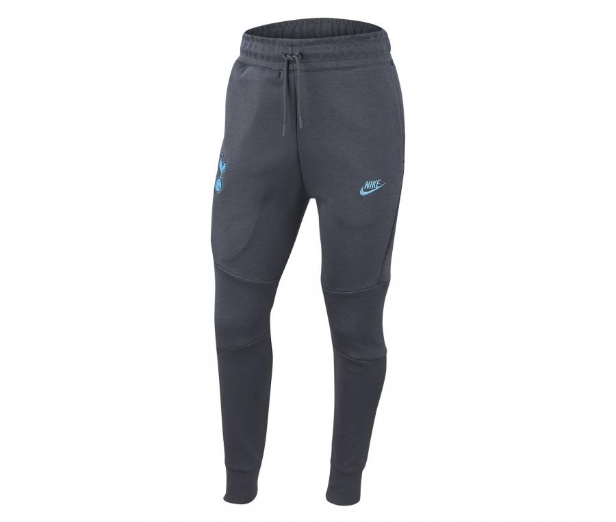 Pantalon Tottenham Tech Fleece Gris Junior
