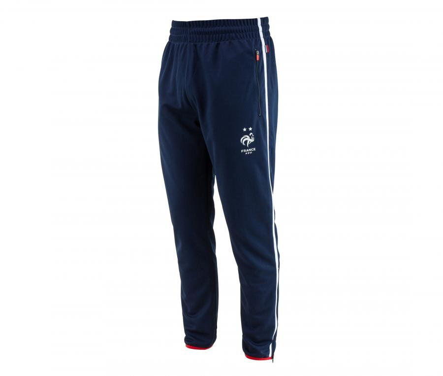 Pantalon France Fit Fan Bleu Junior