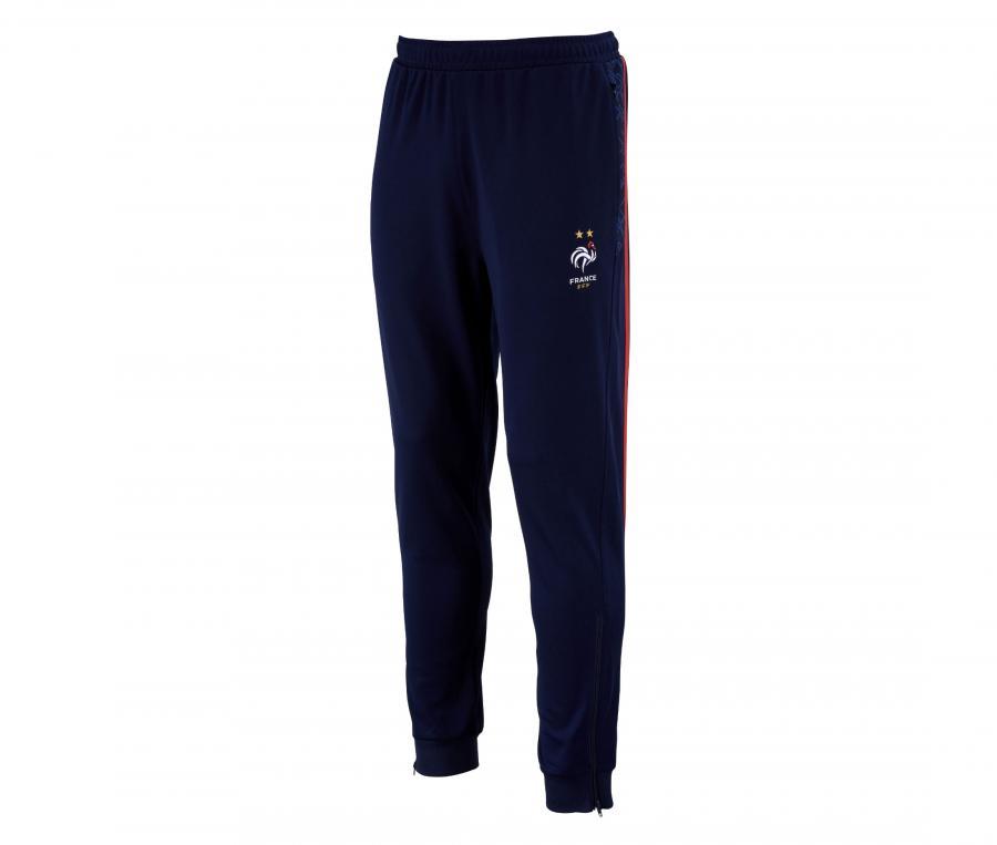 Pantalon France Fan Bleu Junior