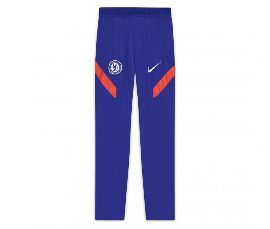 Pantalon Entraînement Chelsea Strike Bleu Junior