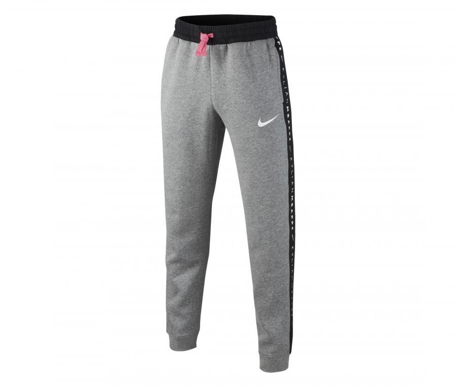 Pantalon Nike Kylian Mbappé Gris Junior