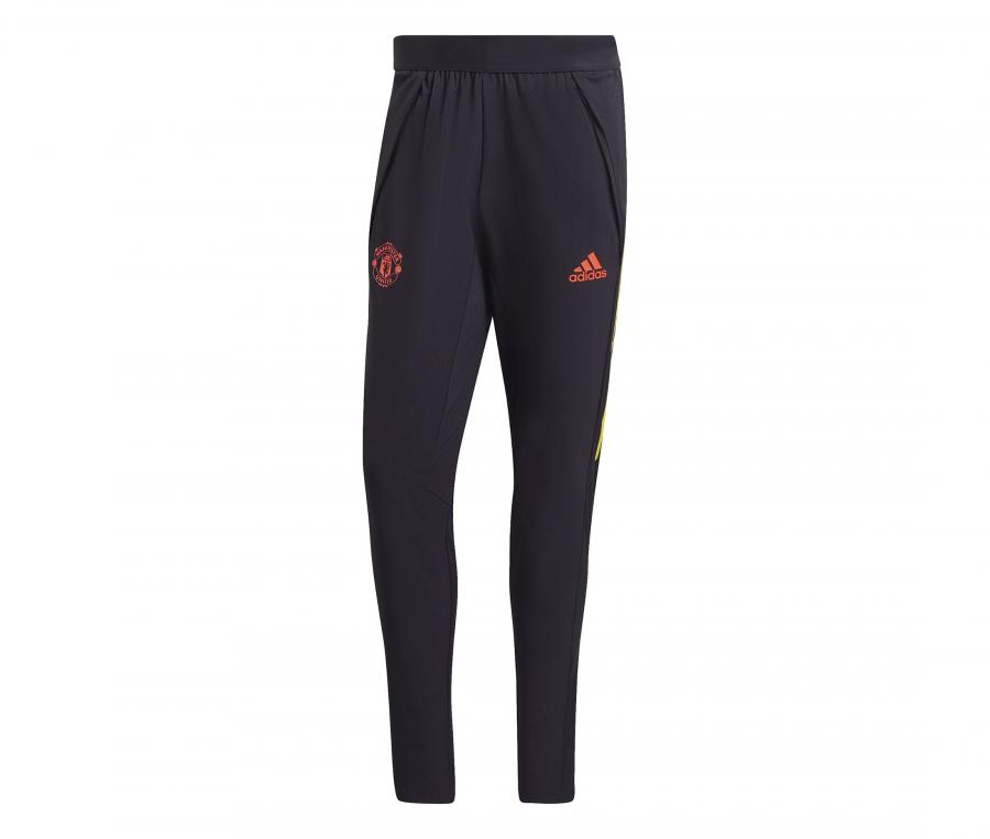 Pantalon Entraînement Manchester United Ultimate Noir