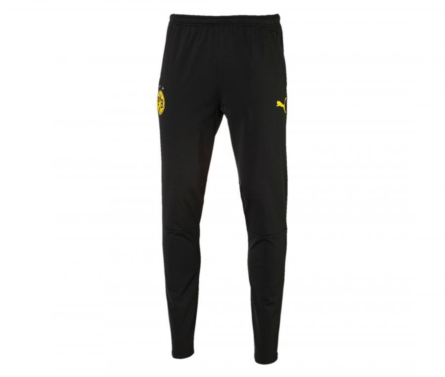 Pantalon Entraînement Borussia Dortmund Noir