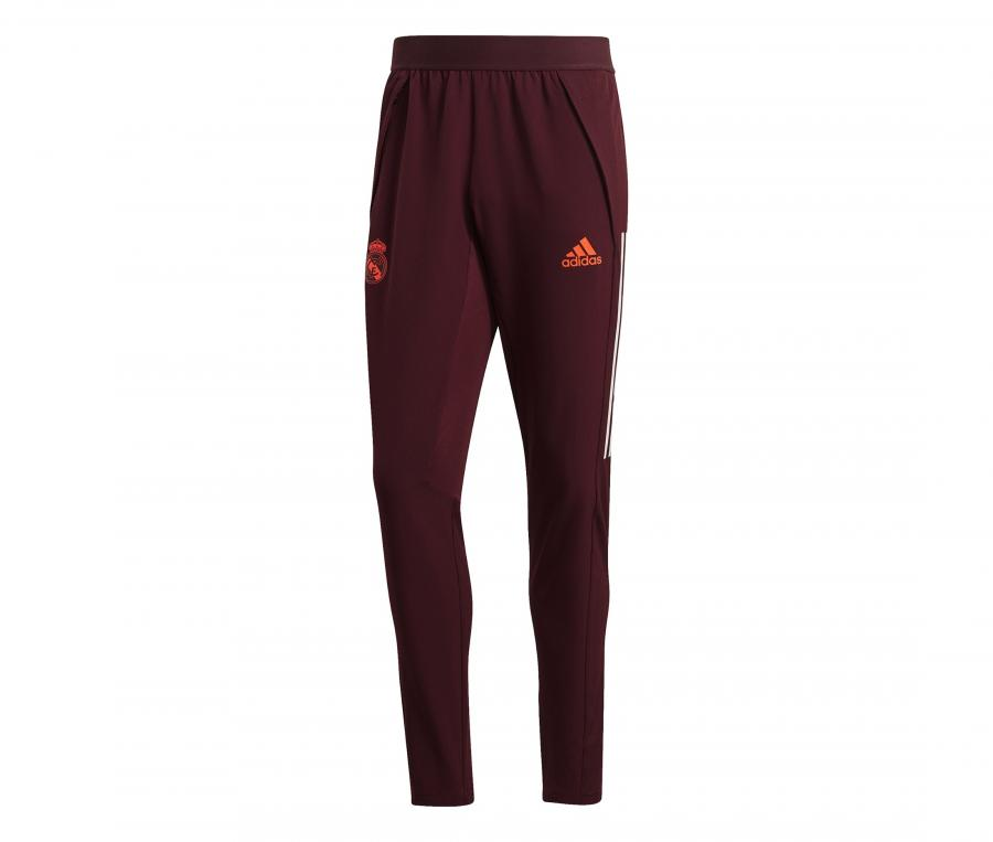 Pantalon Entraînement Real Madrid Rouge