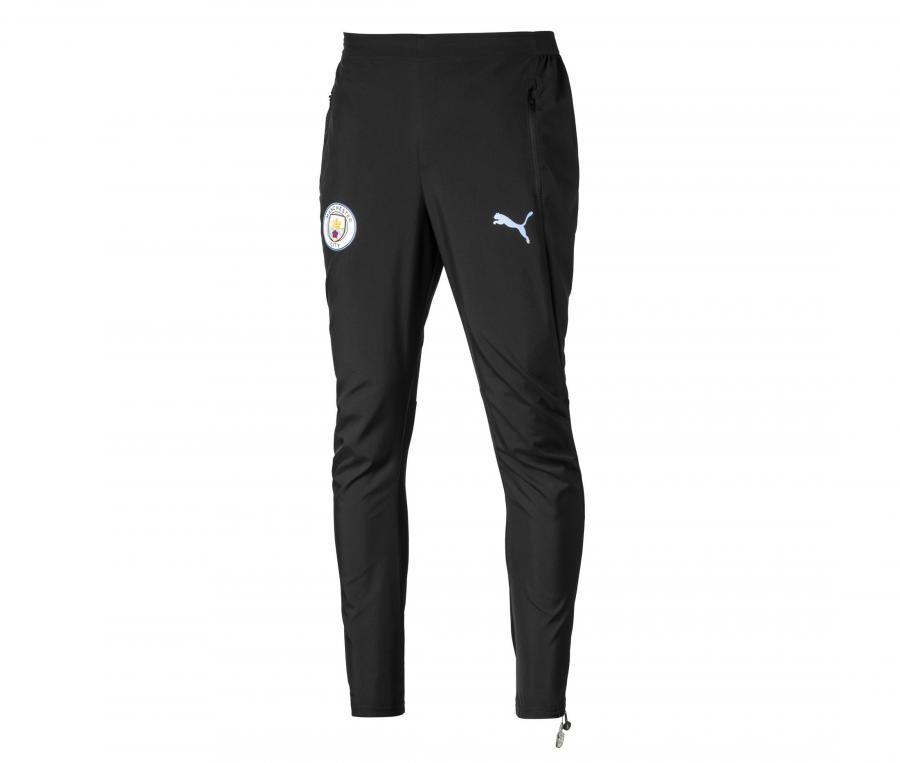 Pantalon Manchester City Woven Noir
