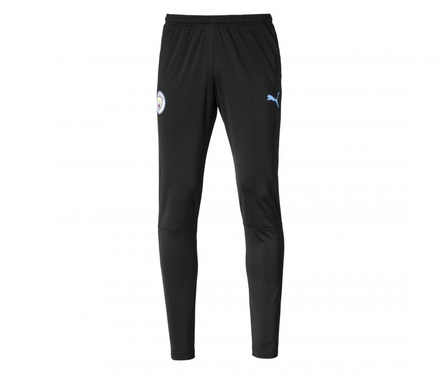 Pantalon Puma Manchester City Noir