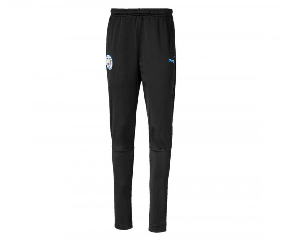 Pantalon Entraînement Manchester City Noir Junior