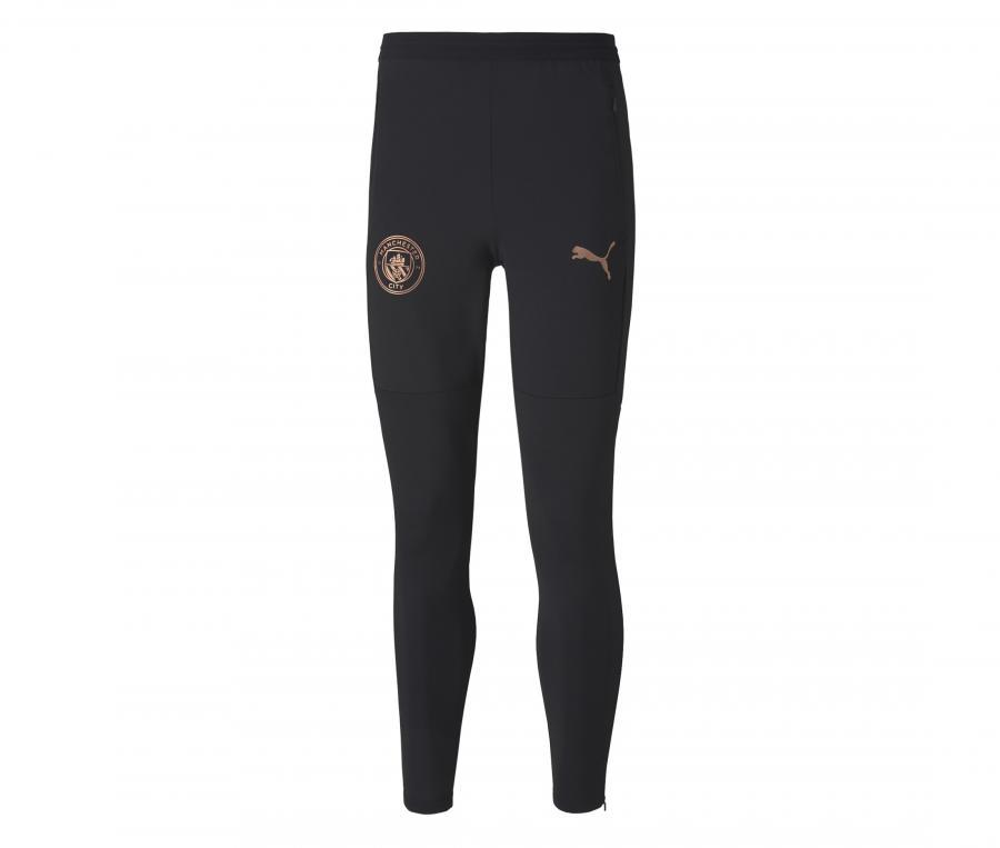 Pantalon Entraînement Manchester City Noir
