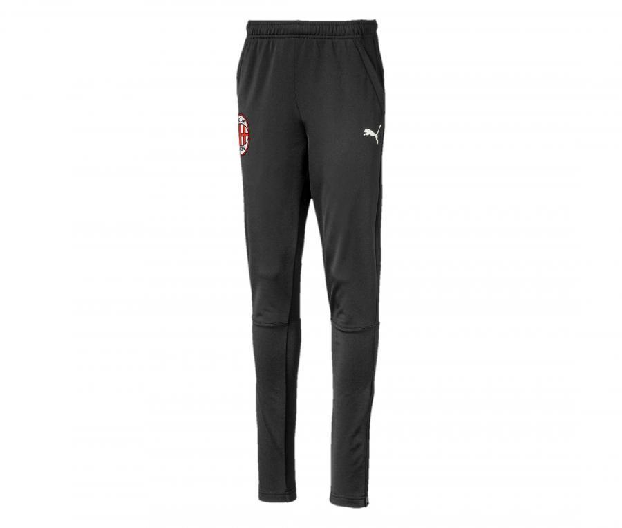 Pantalon Entraînement Milan AC Noir Junior