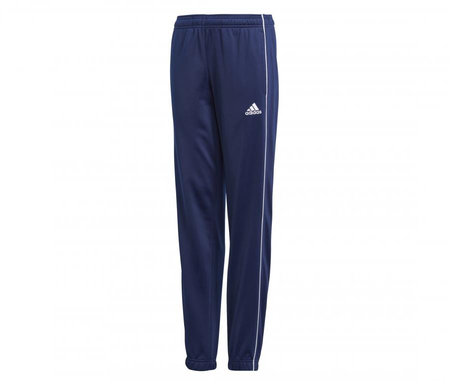 Pantalon adidas Core 18 Bleu Junior