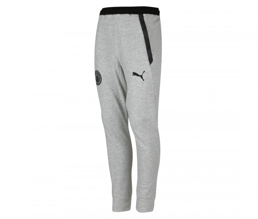Pantalon Manchester City Casuals Gris