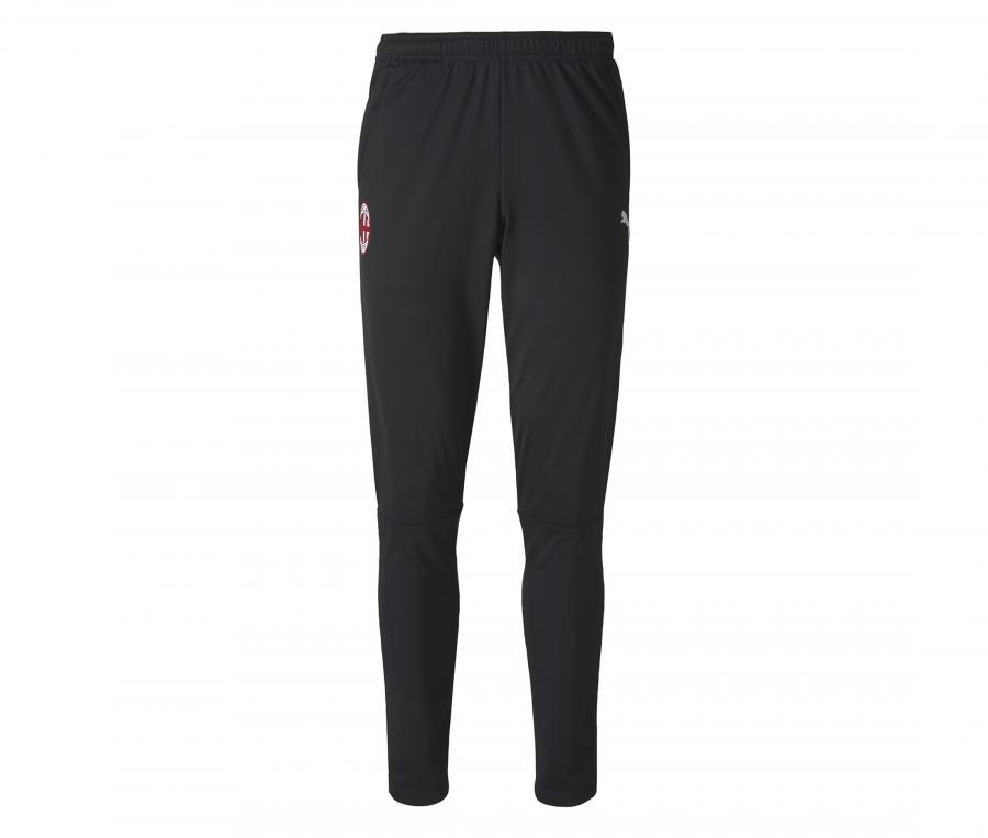 Pantalon Entraînement AC Milan Noir