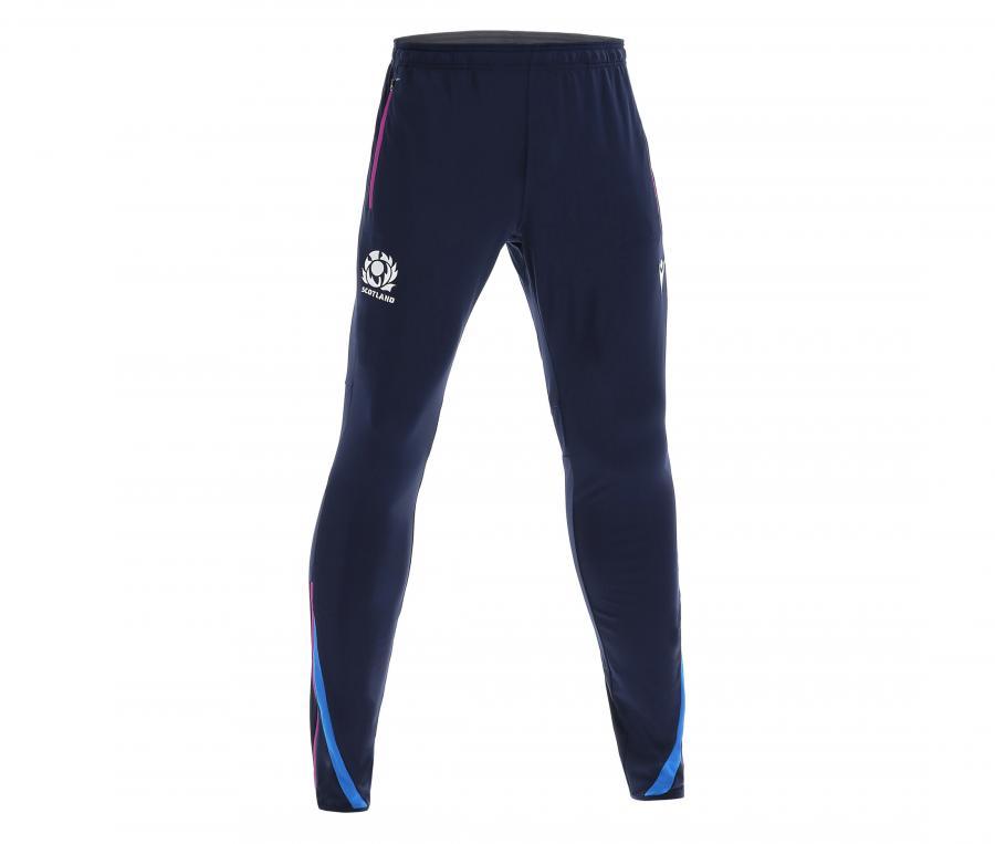 Pantalon Entraînement Ecosse Bleu