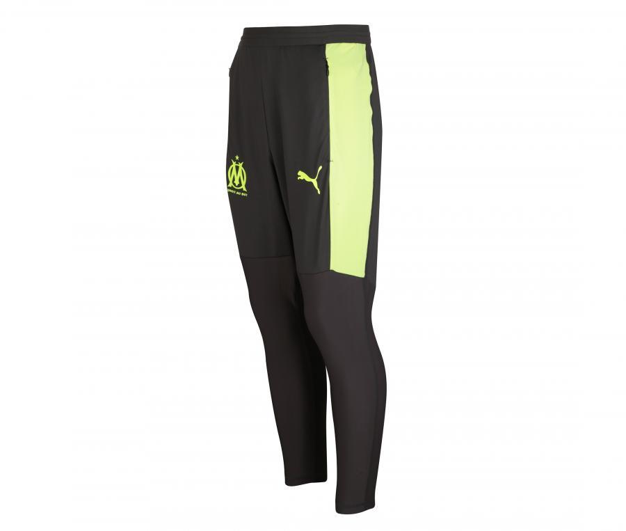 OM Training Pro Men's Football Pants Black