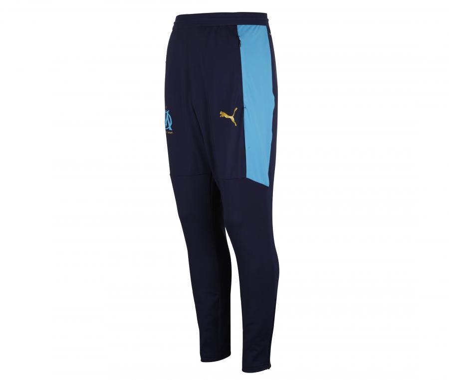 Pantalon Entraînement OM Bleu