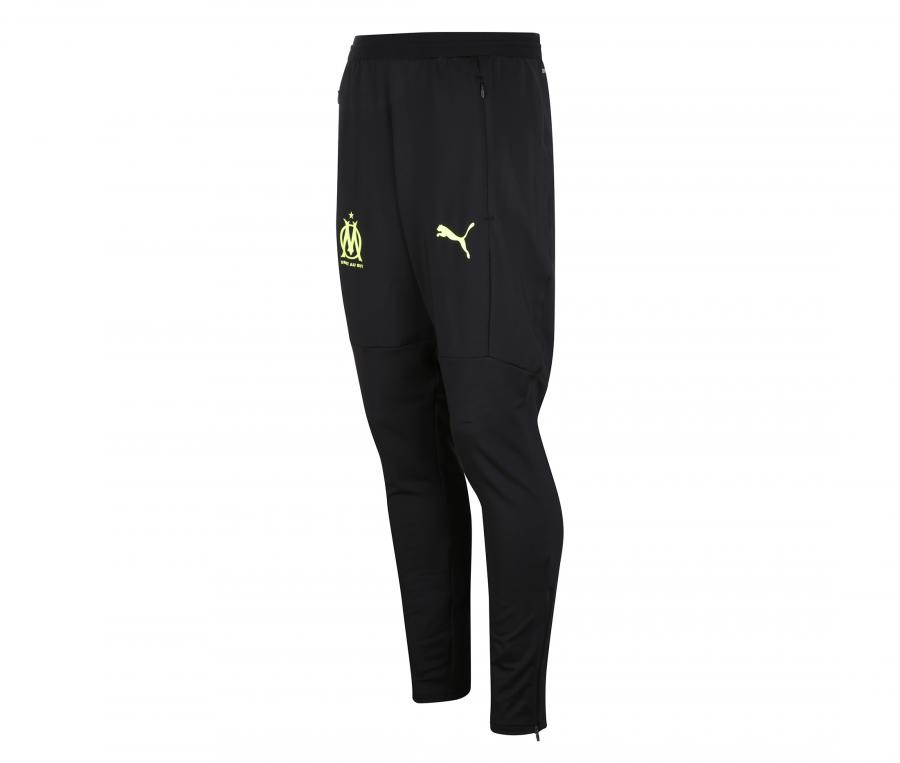 OM Training Men's Football Pants Black