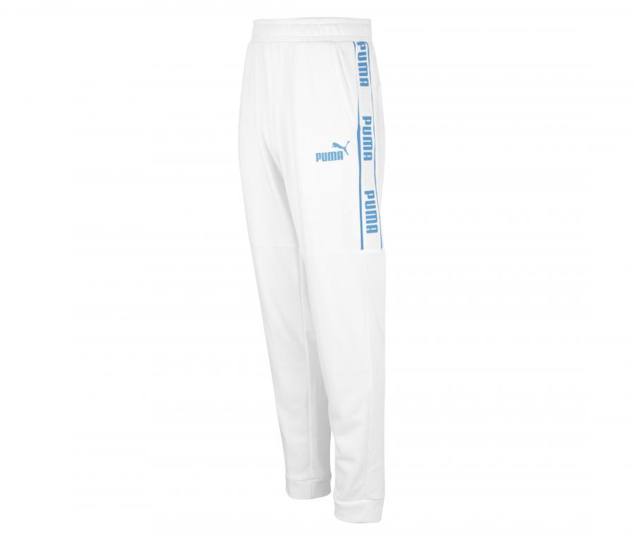 OM Culture Men's Trousers White