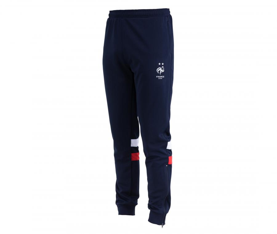 Pantalon France Fit Fan Bleu