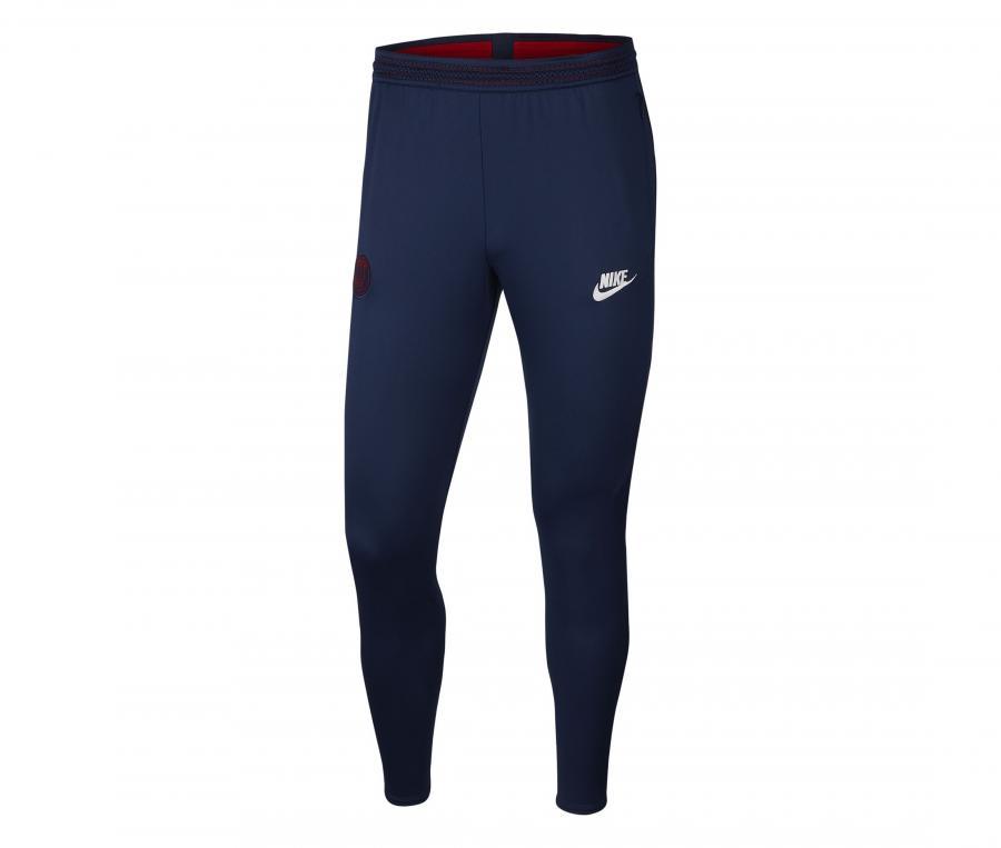 Pantalon PSG Strike Bleu