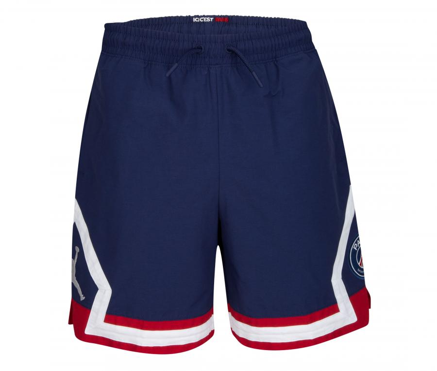 Short Jordan x PSG Diamond Bleu Junior