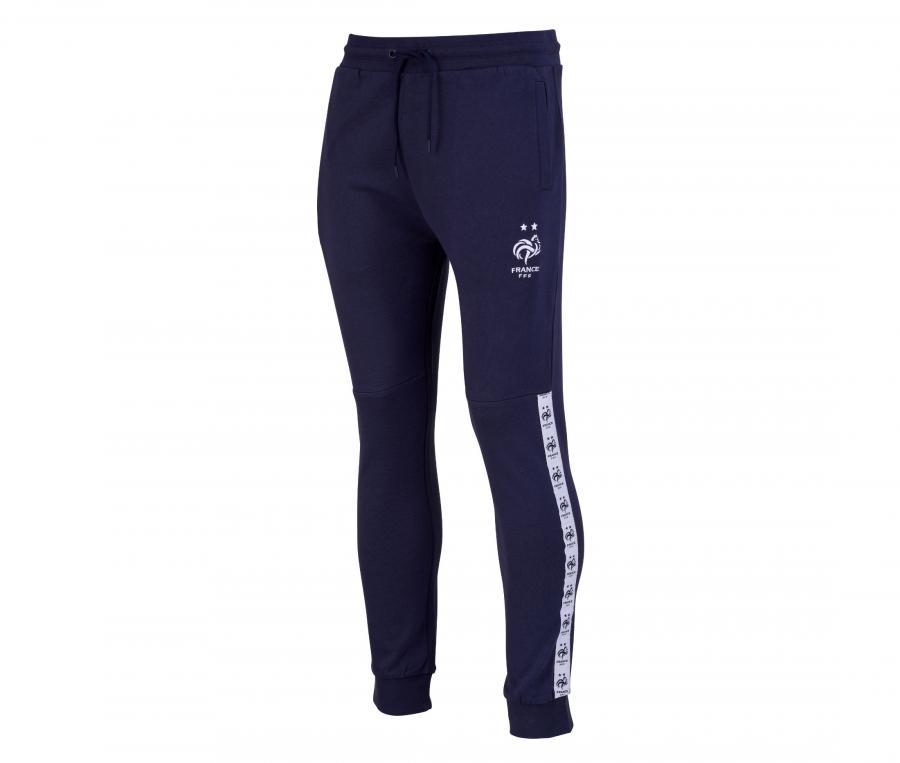 Pantalon France Fan Bleu