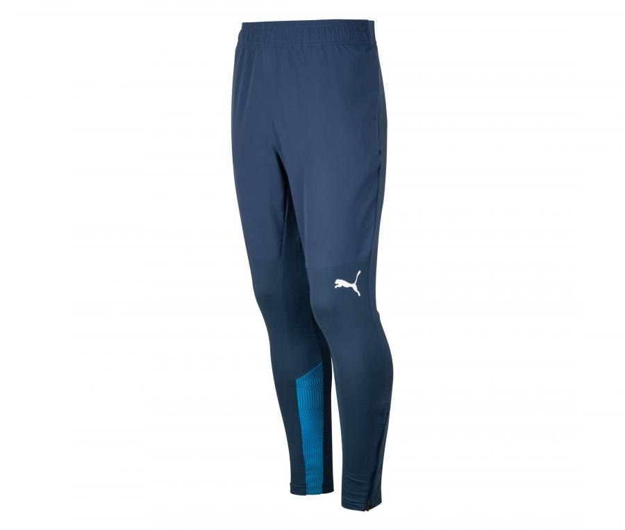 Pantalon Entraînement OM Bleu Junior