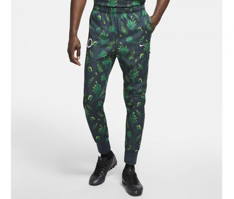 Pantalon Nigeria Academy Vert