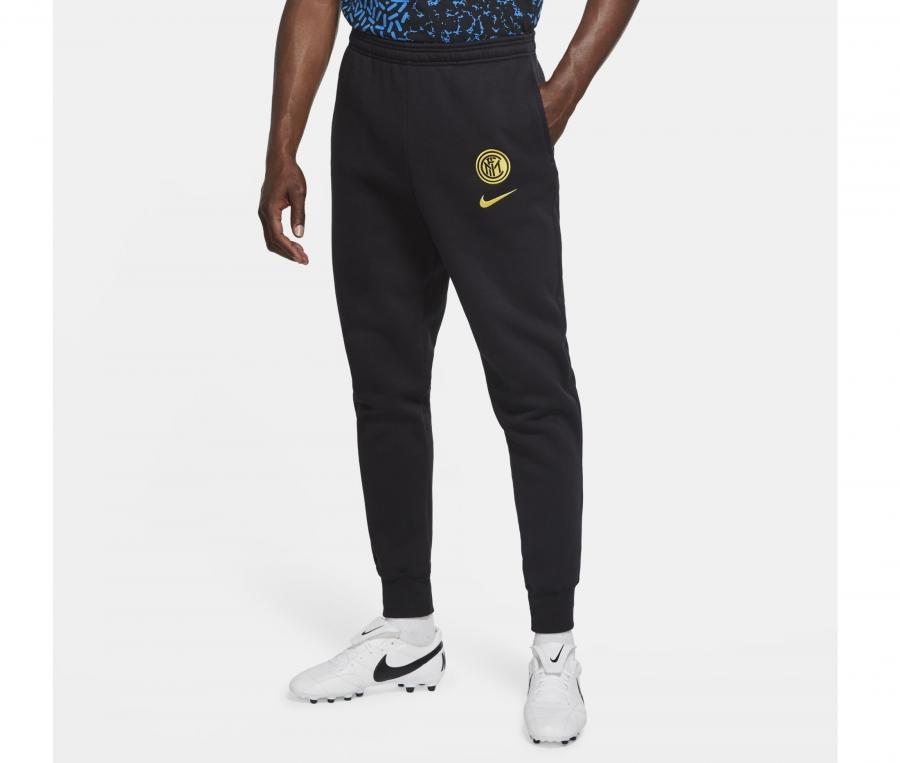 Pantalon Inter Milan Fleece Noir