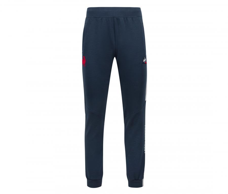 Pantalon Présentation France Rugby Bleu