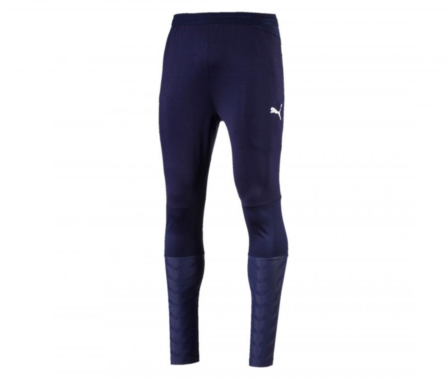 Pantalon Entraînement Bordeaux Bleu
