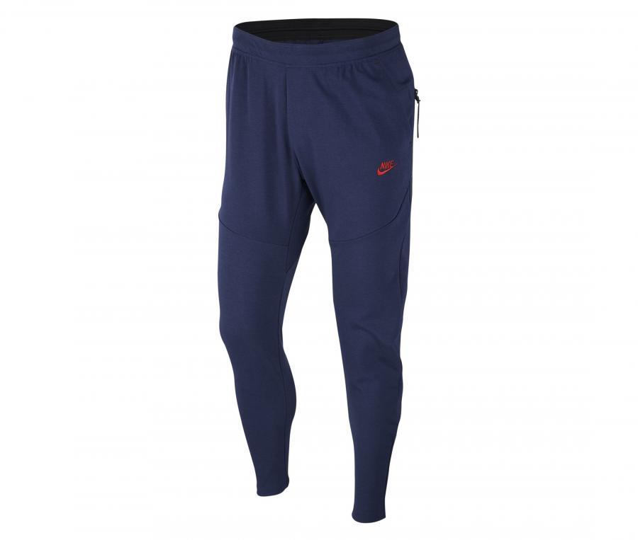 Pantalon PSG Tech Pack Bleu
