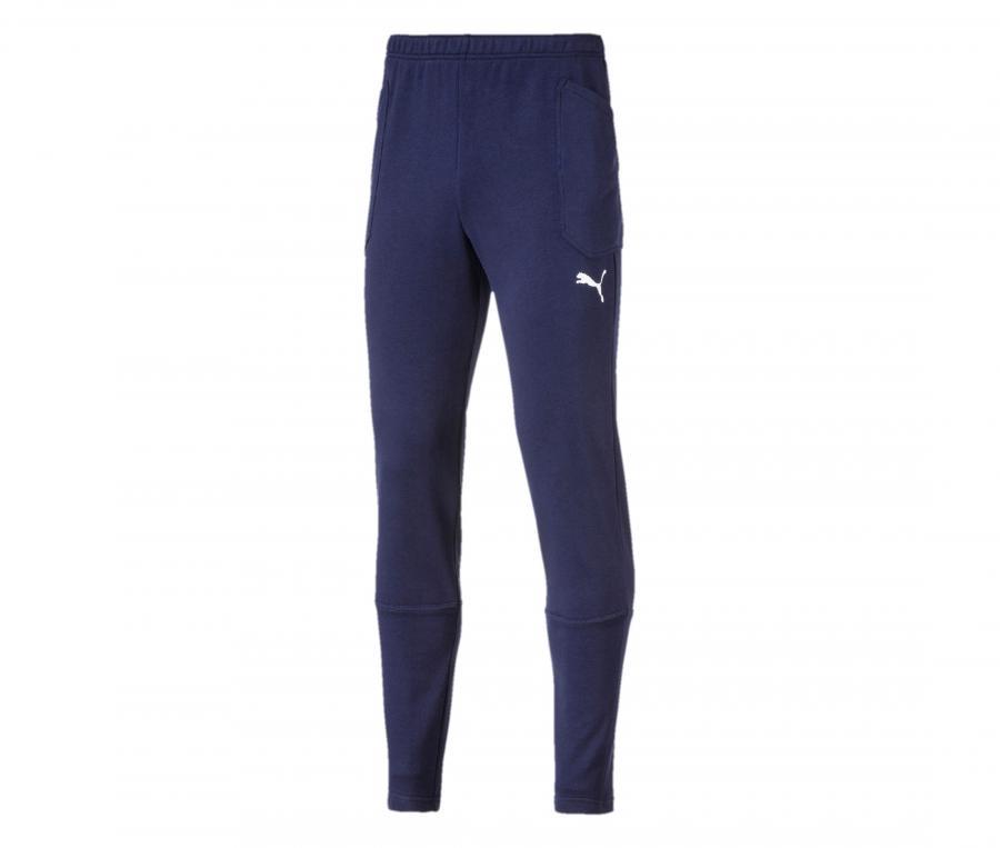 Pantalon Puma Casuals Liga Bleu
