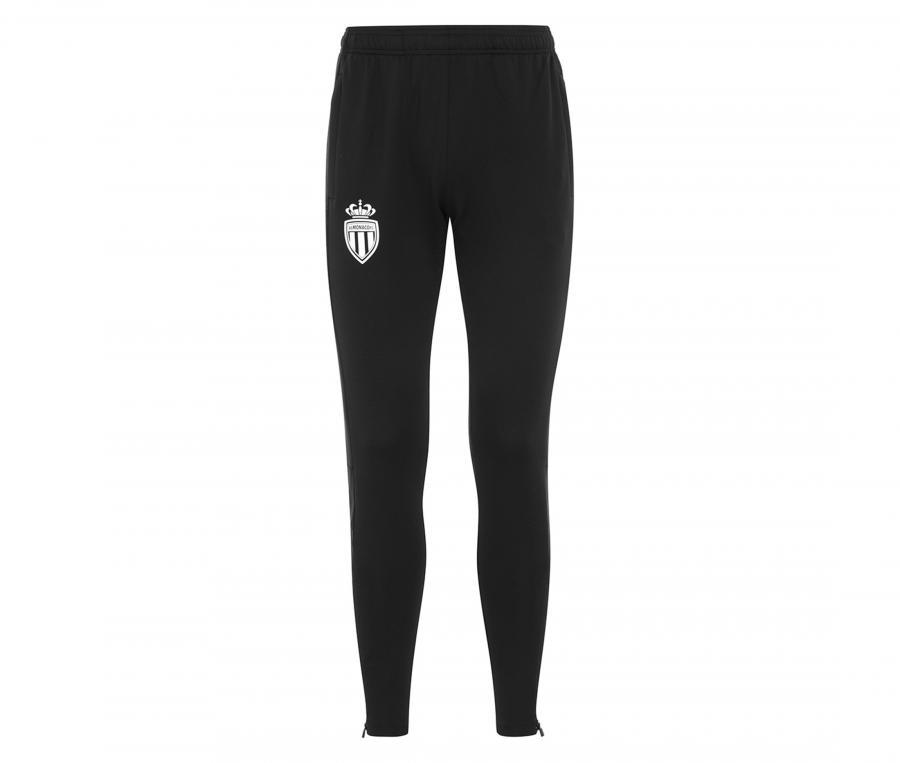 Pantalon AS Monaco Abunszip Pro 4 Noir
