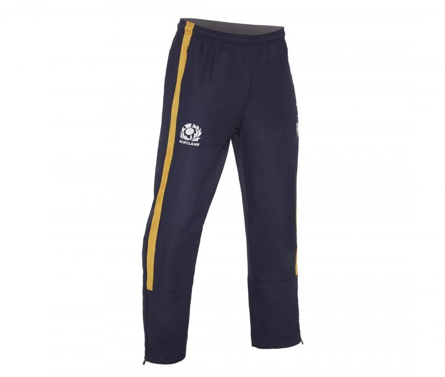 Pantalon Ecosse Bleu