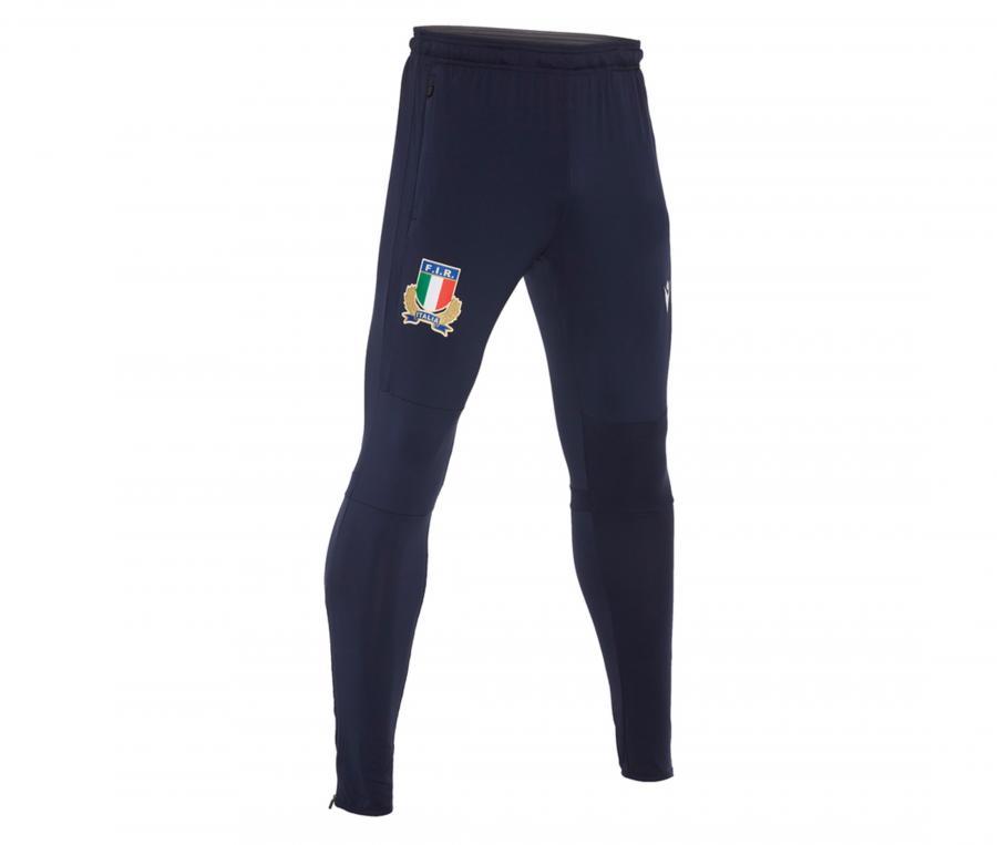 Pantalon Entraînement Italie Bleu