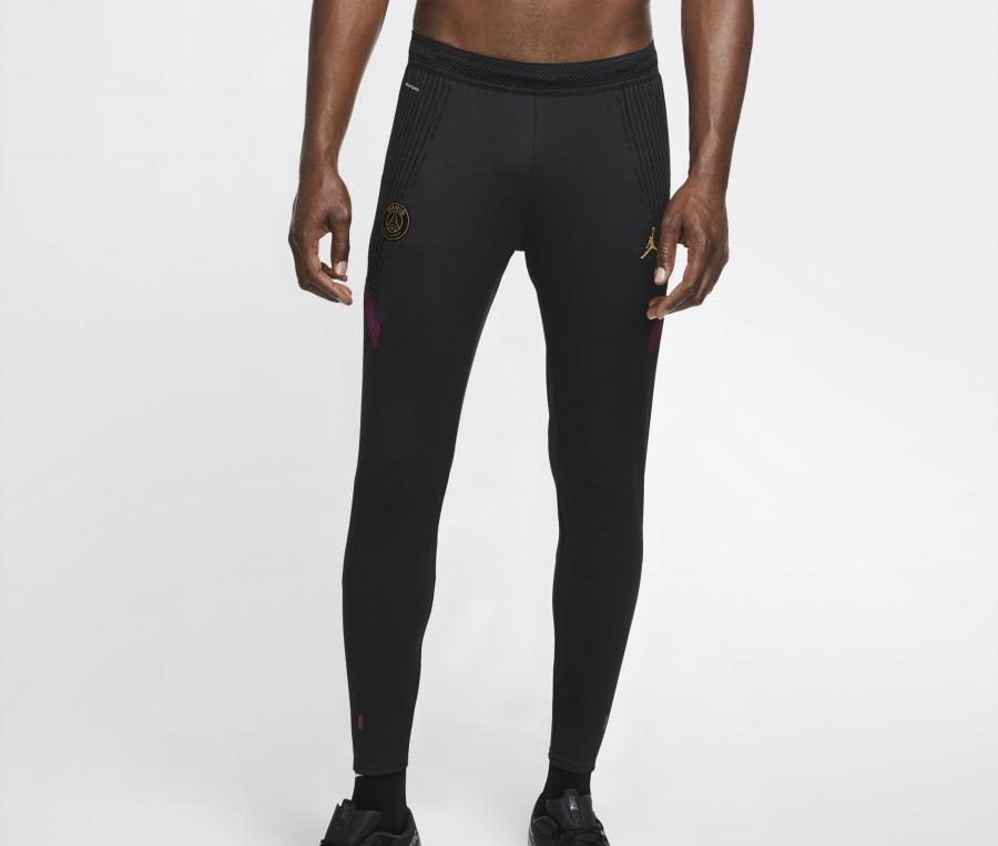 Pantalon Jordan x PSG VaporKnit Strike Noir