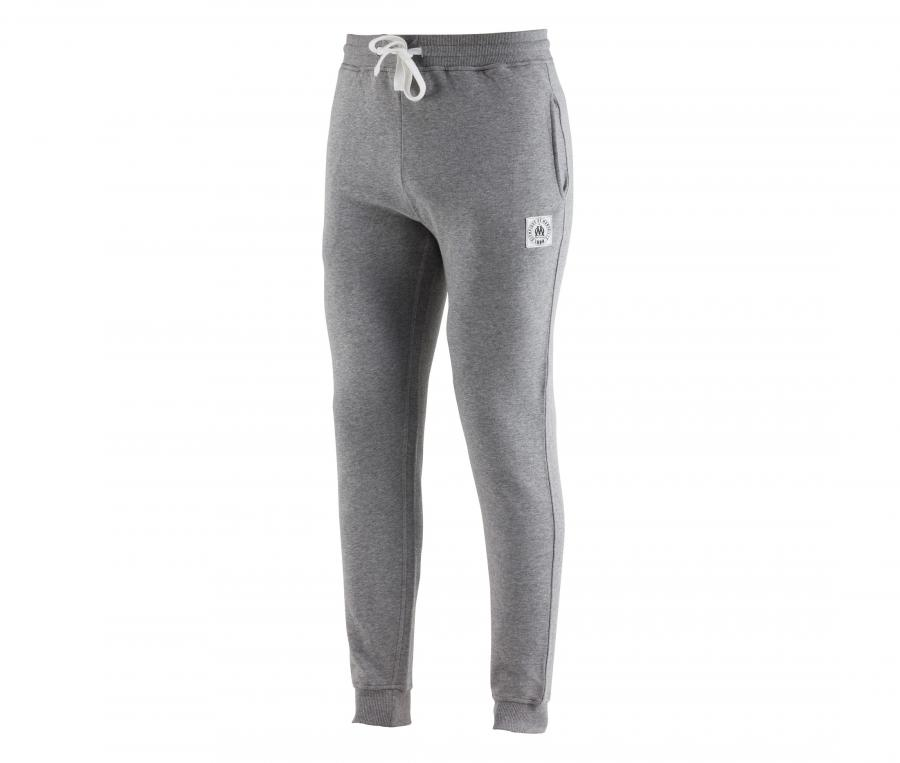 Pantalon Molleton OM Lifestyle Gris