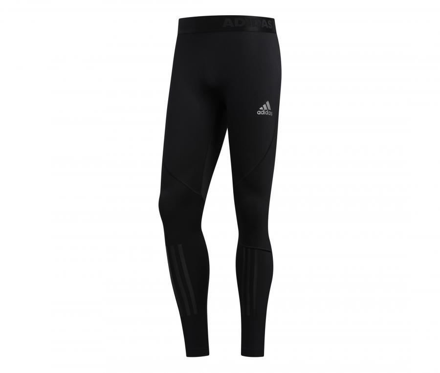Legging adidas Alphaskin 3-Stripes Tights Noir