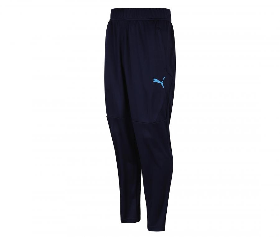 Pantalon OM Warm Up Bleu