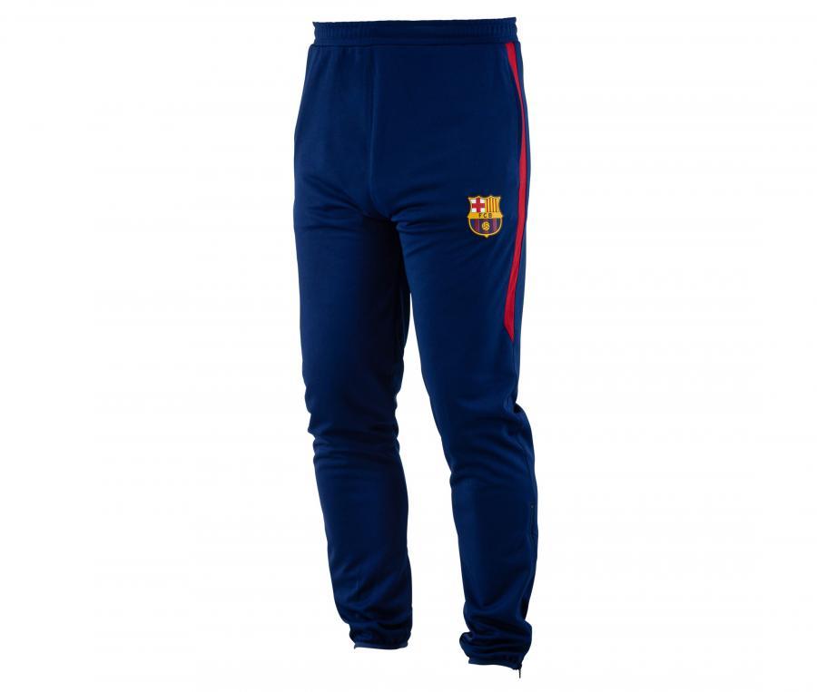 Pantalon Barça Fan Bleu