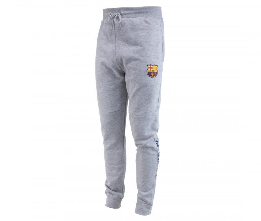 Pantalon Barça Fan Gris